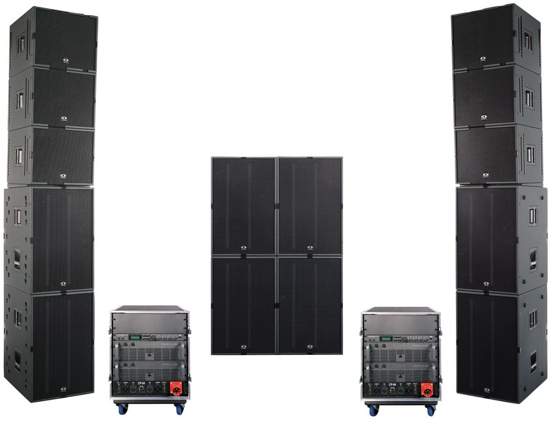 Yamaha Md Line Array